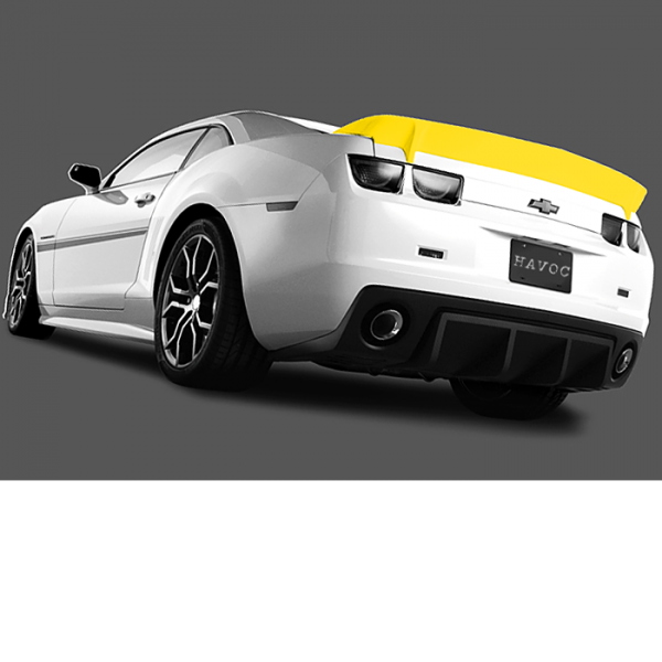 Camaro Rear Spoiler