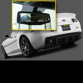 Rear Vision Camera System Camaro 2010-Present