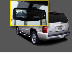 Rear Vision Camera System GM Full Size SUV 2007-Current